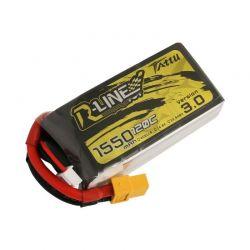 GENS ACE Akumulator Tattu R-Line Version 3.0 1550mAh 14,8V 120C 4S1P XT60