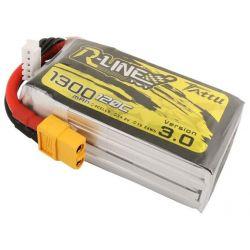 GENS ACE Akumulator LiPo Tattu R-Line 3.0 1300mAh 14,8V 120C 4S1P XT60