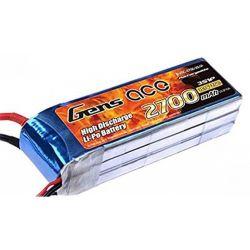 Akumulator Gens Ace 2700mAh 11,1V TX 3S1P Futaba/JST-XHR/JST-SYP