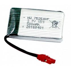 Akumulator LiPo 650mAh 3,7V...