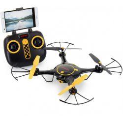 Dron Syma X5UW (WiFi Kamera HD, FPV, Barometr) - Czarny