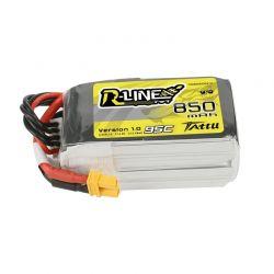 GENS ACE Akumulator LiPo Tattu R-Line 850mAh 14.8V 95C 4S1P XT30