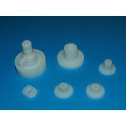 Zębatki serwomechanizmu HS 805/815BB