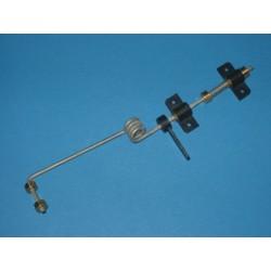 Goleń przednia sterowana - 104mm/4mm