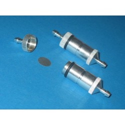 Filtr paliwa aluminiowy - długi
