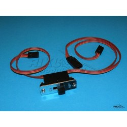 Wyłącznik zasilania 0,34mm² - przewód do ładowania