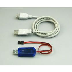 Multiplex [85150]. Przewód PC do odbiorników RX-SYNTH.