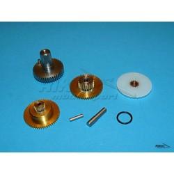 Zębatki serwomechanizmu HS 5755MG
