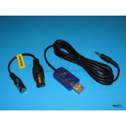 Interfejs symulatora - USB
