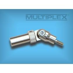 Multiplex [75129]. Mocowanie długiej i krótkiej anteny.