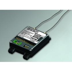 Multiplex [55815]. Odbiornik RX-16 DR pro M-LINK 2,4 GHz.