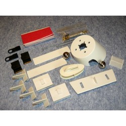 Multiplex [224152]. EASY GLIDER PRO - komplet części drobnych.