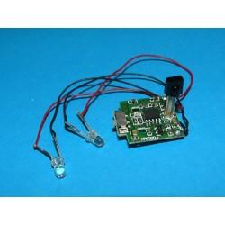 Micro SWIFT - moduł elektroniczny - gyro