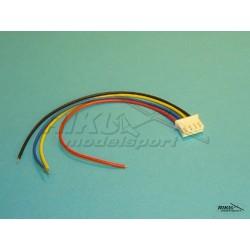 Przewód balansera [E-sky], 3S, 20cm (wtyczka).