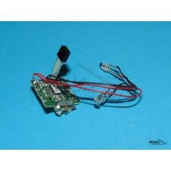 Micro SWIFT - moduł elektroniczny - bez żyroskopu.