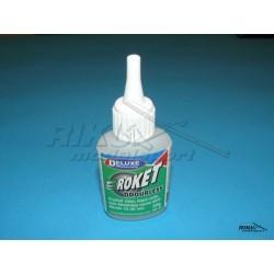Roket Odourless - klej cyjanoakrylowy 10-20s, 20g - rzadki.