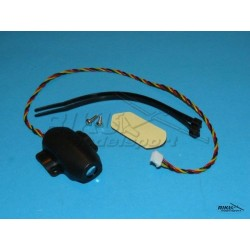 HITEC - optyczny czujnik obrotów HTS - ORPM.