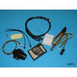 HITEC - system telemetryczny - HELI.