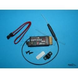 HiTEC Optima 6 Lite - odbiornik 2,4GHz