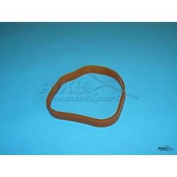 Guma modelarska - pierścień gumowy Ø115x10mm
