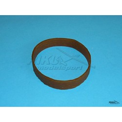 Guma modelarska - pierścień gumowy Ø100x10mm
