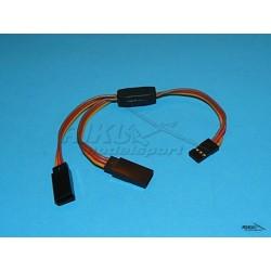 Przewód - Y kabel 0,33mm, dł. 19cm