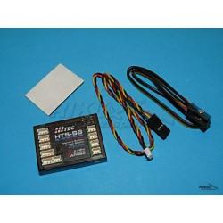 HITEC - stacja czujników telemetrii HTS - SS Blue Electric