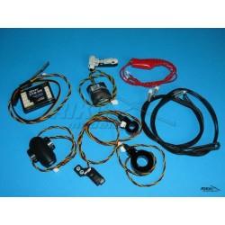 HITEC - system telemetryczny HTS-SS BLUE Full Pack