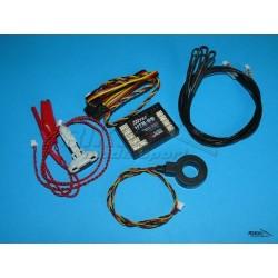 HITEC - system telemetryczny HTS-SS BLUE C200 Combo