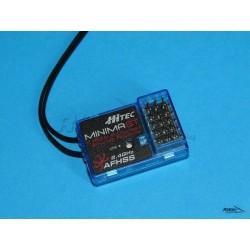 HiTEC MINIMA 6T - odbiornik 2,4GHz