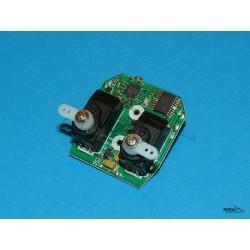 COPTER V911 - moduł elektroniczny z serwomechanizmami