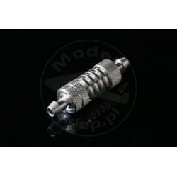 Filtr paliwa aluminiowy długi KAVAN
