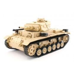 Czołg Tauch Panzer III Ausf.H (ASG) 1:16