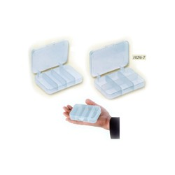 Box for glow plugs 6x9x2 cm...