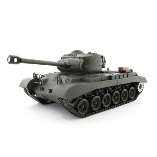 Czołg Snow Leopard / M-26 Pershing (działko ASG) 1:16