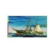 Łodzie, statki, żaglowce