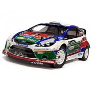 HPI RACING WR8 FLUX Ford Fiesta Abu Dhabi WRC RTR