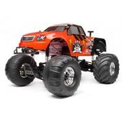 HPI RACING Nitro Monster King 4x4 Truck NWK-1 (NS) RTR