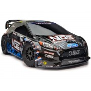 TRAXXAS Ford Fiesta Rally 1/10 (74054-6)