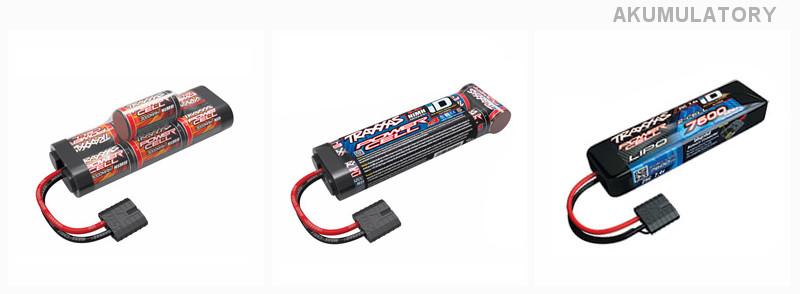 Dodatkowe akumulatory do modeli