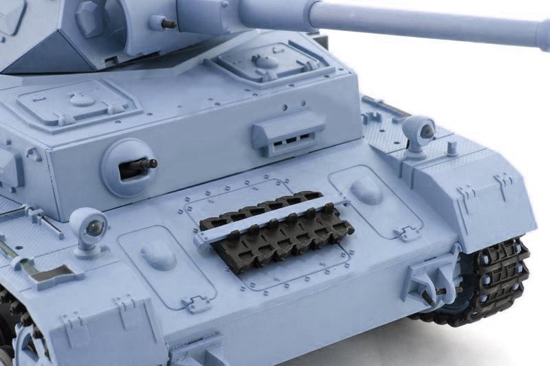 Czołg HENG LONG German Panzer IV / PzKpfw IV Ausf. F2 2.4GHz 1:16