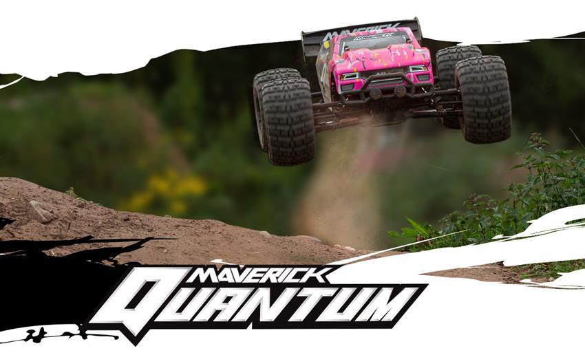 MAVERICK Quantum MT 1/10 4WD Monster Truck RTR