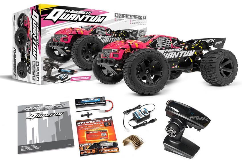 MAVERICK Quantum XT 1/10 4WD Truggy RTR
