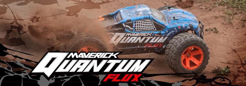 MAVERICK Quantum XT Flux 1/10 4WD Truggy RTR