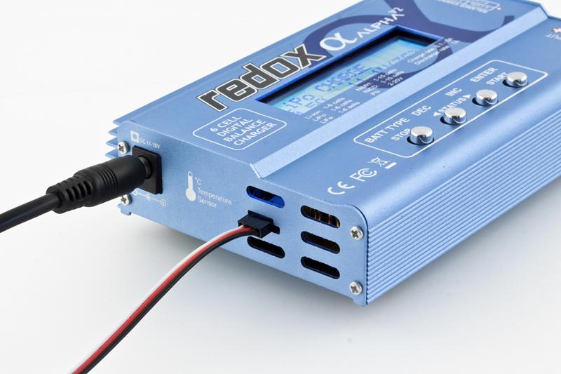 REDOX Sensor temperatury