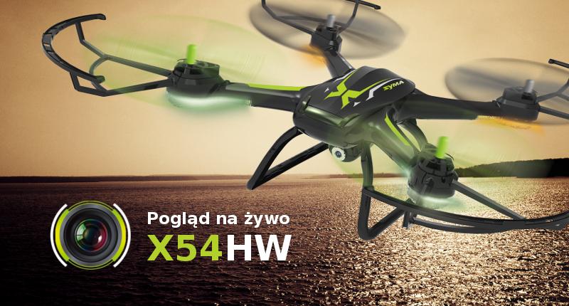 Syma X54HW