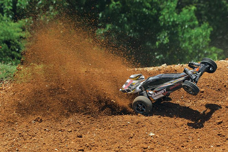 TRAXXAS Bandit VXL 2WD 1/10 Buggy