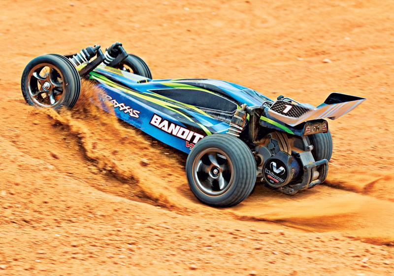 TRAXXAS Bandit VXL 2WD 1/10 Buggy