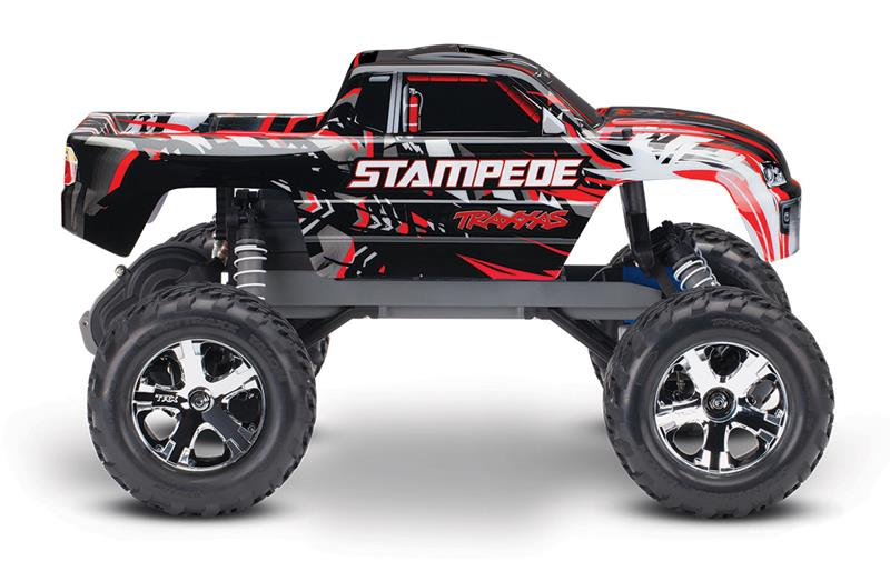 TRAXXAS Stampede XL-5 2WD 1/10 Monster Truck