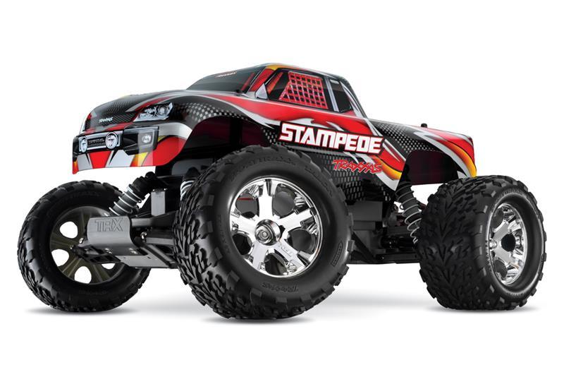 TRAXXAS Stampede XL-5 2WD 1/10 Monster Truck
